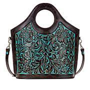Patricia Nash Moretto Leather Shopper