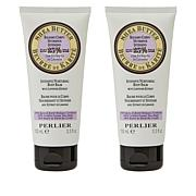 Perlier 2-pack Body Balm