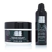 Perlier Black Rice Platinum 2-piece Set