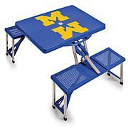 Picnic Time Picnic Table - University of Michigan