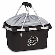 Picnic Time Portable Metro Basket-US. Military Academy