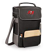 NFL Duet Wine and Cheese Tote