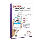 Picture Keeper Connect 32GB Smartphone Photo Saver and Storage