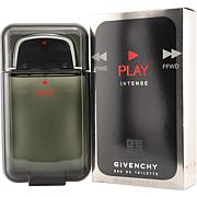 Play Intense by Givenchy EDT Spray for Men - 3.3 oz.