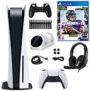 PlayStation 5 with Madden NFL 21 & Accessories Kit