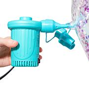 PoolCandy Inflate-Mate Electric Air Pump - Blue