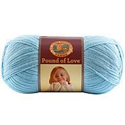 Pound of Love Baby Yarn - Pastel Blue