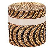 PRAI Ageless Throat & Decolletage Night Creme - Gold & Black Swirl Jar