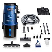 Prolux Professional Shop Wall-Mounted Wet/Dry Garage Vacuum