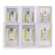 Promier LED Wireless Light Switch 6-pack