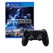 PS4 Wireless DualShock 4 Controller+Battlefront 2 Game