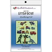 Quilled Creations Quilling Kits - Just For Little Boys