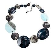 Rara Avis by Iris Apfel Multi Disc Long Necklace