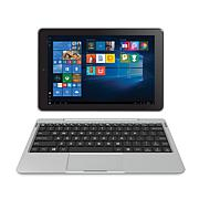 "RCA 10"" HD 32GB Intel Quad-Core Win 10 Tablet with Docking Keyboard"