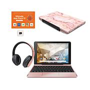 "RCA 10.1"" 32GB Tablet with Voucher Keyboard and DJ Headphones"