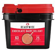 ReadyWise 60-Servings Chocolate Dairy Delight Bucket Auto-Ship®