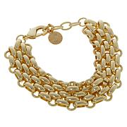 "R.J. Graziano 7-1/2"" Panther-Link Bracelet"