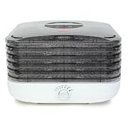 Ronco FD6000WHGEN EZ Store Turbo 5-Tray Food Dehydrator