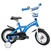 """Ross Bicycles 12"""" Lil Shark Boys Bicycle w/Removable Training Wheels"""