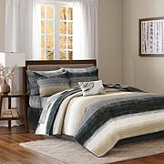 SabenComplete Bed and Sheet Set - Taupe