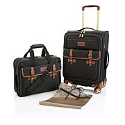 SAM 21 Spinner and Messenger Bag 2-piece Set