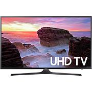 "Samsung 43"" MU6300 4K LED Ultra-HD Flat Smart TV"