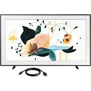 Samsung The Frame QLED 4K UHD HDR Smart TV with HDMI Cable