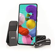 "Samsung Galaxy A51 6.5"" FHD+ Tracfone w/1500 Min/Text/Data"
