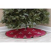 Officially Licensed NFL Christmas Tree Skirt