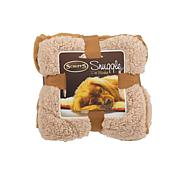 Scruffs Snuggle Pet Blanket - Tan
