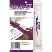 Seams Sew Fast Quilt Strip Piecing Guide