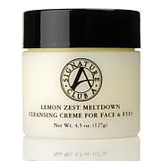 Signature Club A Lemon Zest Cleansing Crème