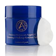 Signature Club A Moroccan Argan Oil Cleansing Pads AS