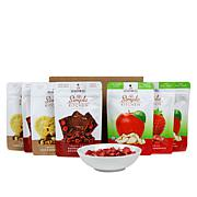 Simple Kitchen Freeze-Dried 8-pack Fruits & Desserts Variety