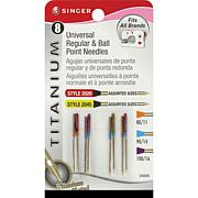 Singer Universal Regular and Ball Point Needles