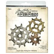 Sizzix Bigz BIGkick/Big Shot Die By Tim Holtz