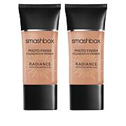 Smashbox 2-pack Photo Finish Foundation Radiance Primer