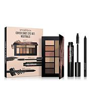 Smashbox Neutrals Cover Shot 3-piece Eye Kit