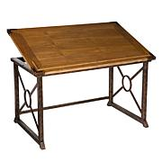 Southern Enterprises Brazos Tilt-Top Drafting Table