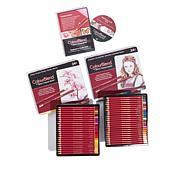 Spectrum Noir Colorblend 48pc Pencils and DVD Set