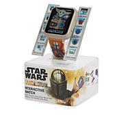 Star Wars Baby Yoda Kids' Interactive Smart Watch