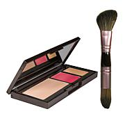 Studio 10 Face Definer Compact with Travel Brush