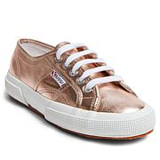 Superga Metallic Lace-Up Sneaker