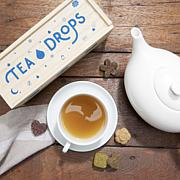 Tea Drops 25-count Sampler Box of Organic Tea