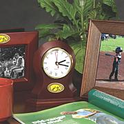 Team Desk Clock - Iowa