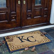 Team Door Mat - Kansas City Royals - MLB