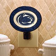 Team Glass Nightlight - Penn State