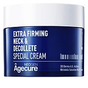 The Beauty Spy Neogen Agecure Firming Neck & Decollete Cream
