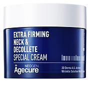 The Beauty Spy Neogen Agecure Firming Neck & Decollete Cream
