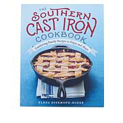 """The Southern Cast Iron Cookbook"" Handsigned Cookbook"